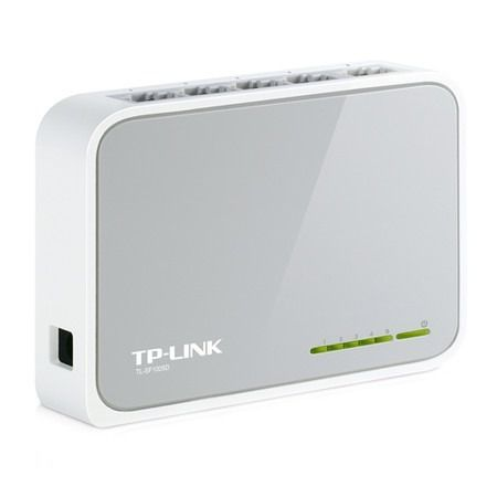 Switch Hub 5 Portas 10/100 Mbps Tp-link Tl-sf1005d