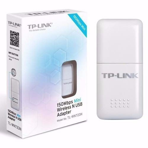 Adaptador Wireless Mini Tl-wn723n Tp-link