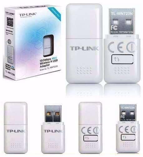 Adaptador Wireless Mini Tl-wn723n Tp-link