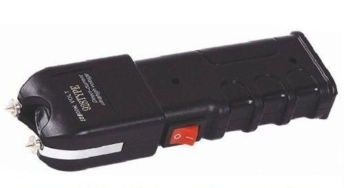 Lanterna Super Tatica Com Choque Dz-928