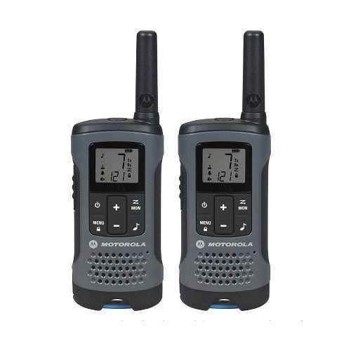Rádio Comunicador Walk Talk Talkabout T200mc Motorola