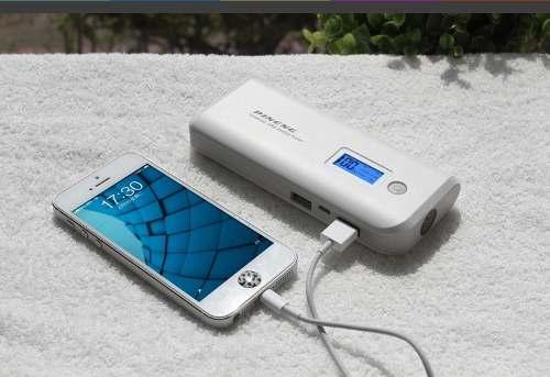 Bateria Externa Power Bank Pineng 10000 Mah