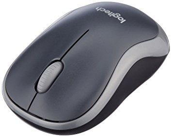 Mouse Sem Fio Com Nano Receptor Usb M185 Logitech