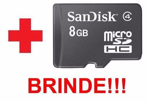 Chaveiro Espião + Cartão 8gb - Micro Câmera