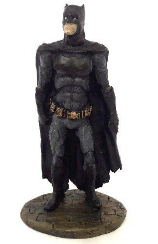 Liga Da Justiça - Batman OU Coringa OU Superman OU Flash - Estatueta Resina