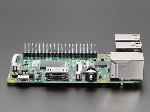 Raspberry Pi3 Model B Quadcore 1.2ghz Pi 3