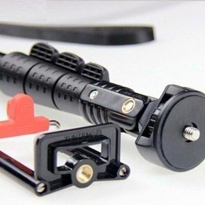 Monopod Para Câmera Esportiva Bastão em Aluminio Prova D'água