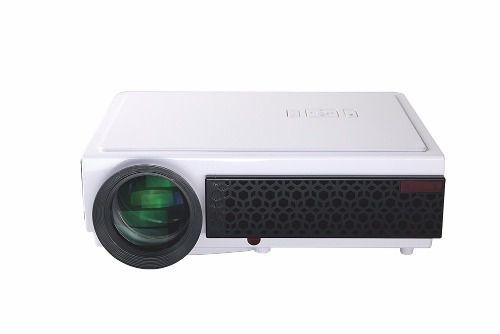 Datashow Projetor LED 3000 Lúmens HDMI VGA AV - Tomate