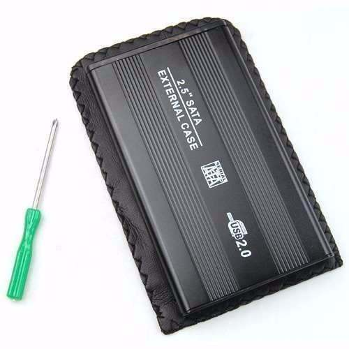 Case Para HD Notebook Sata 2,5 - Usb 2.0