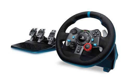 Kit Volante G29 + Câmbio Logitech G29 Driving Force Ps3 - Ps4