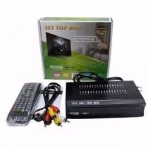 Conversor Digital Full HD 1080p - Set Top Box