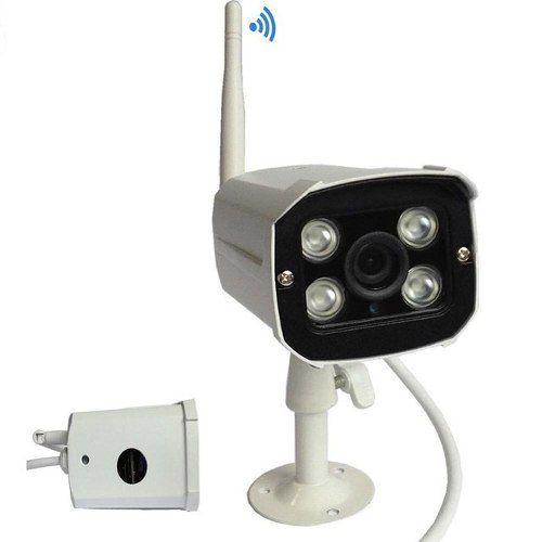 Camera Segurança Hd Visão Noturna Acesso Remoto - BD604