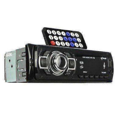 Rádio Automotivo Bluetooth Com Visor Mp3/ Sd/ Am/ Fm/ Usb - Knup