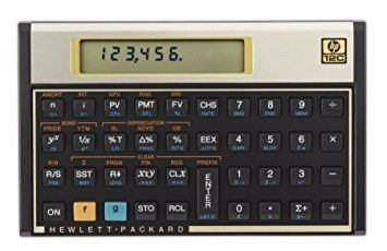 Calculadora Financeira Hp12c Gold Original Lacrado
