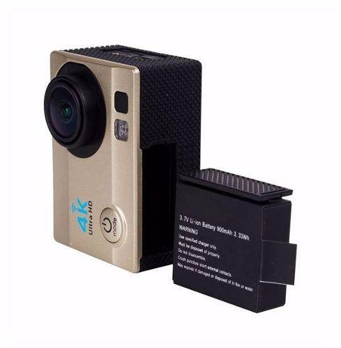 Camera Sport 4k Wifi UltraHD Prova D' Água