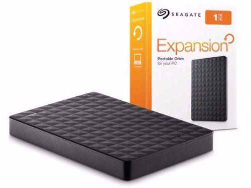 Hd Externo 1Tb Usb 3.0 - Portatil - Externo - Seagate