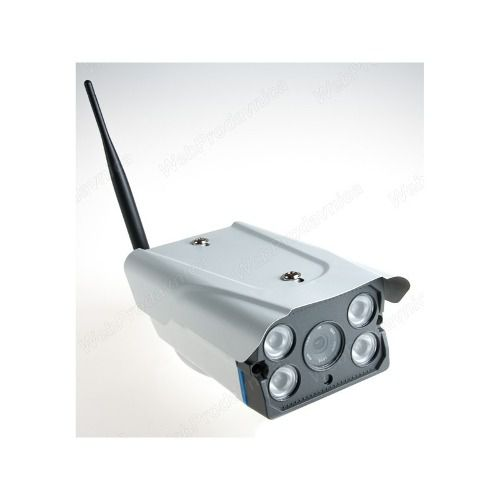 Câmera Segurança Wireless HD Externa 2Mp BD-DP904