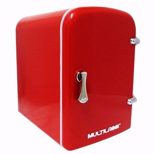 Cooler Mini Geladeira Retrô Multilaser 4l 12v 110v 220v