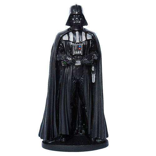 Darth Vader Estatueta Em Resina Coleção Star Wars Escultura