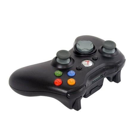 Controle Xbox 360 Sem Fio Knup