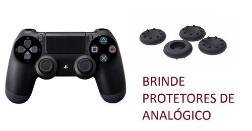 Controle Ps4 Modelo Novo Com Led Touch - Original Sony