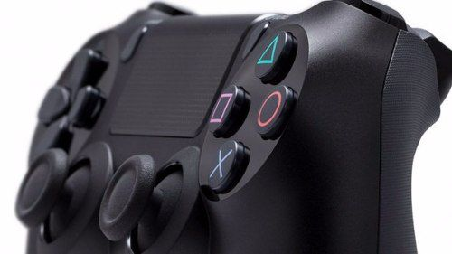 Controle Ps4 Led Touch - Preto - Original Sony
