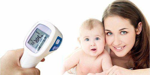 Termômetro Laser Digital Infravermelho Temperatura Corporal