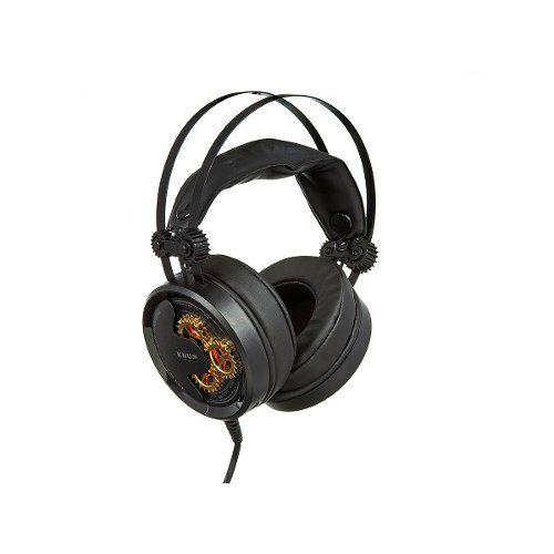 Fone Headset Gamer P2 Usb Knup Kp-416 Frete Gratis