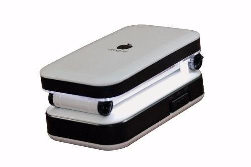 Luminária LED Para Leitura Com 24 Leds Bateria Interna