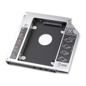 Adaptador Caddy Slim 12,7mm para HD ou SSD 2,5