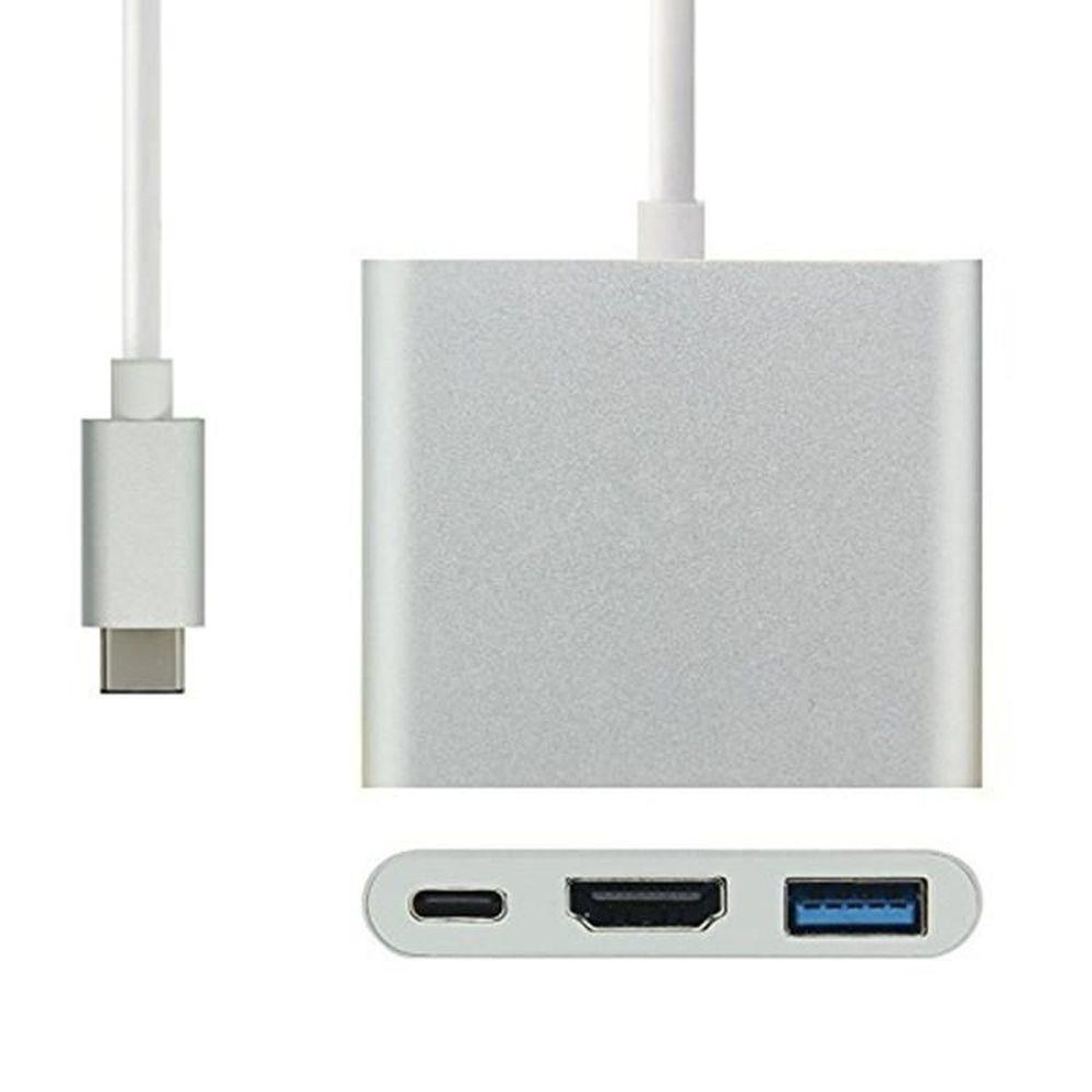 Adaptador Tipo C x Hdmi USB 3.0 Mtc-7106