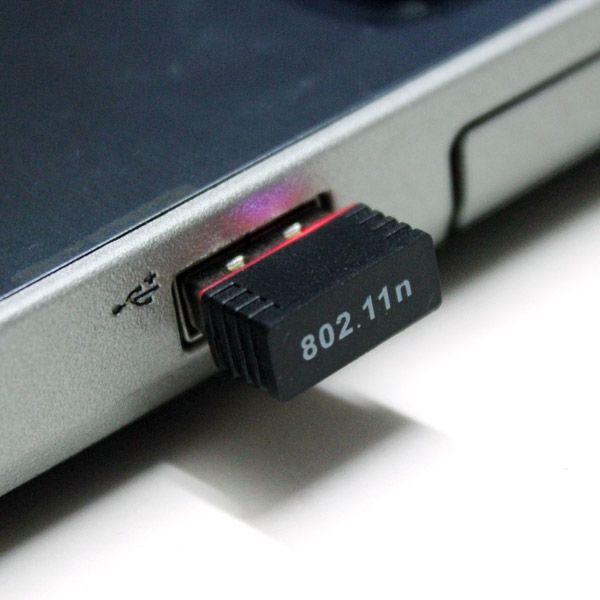 Adaptador USB Wi-Fi Nano Wireless