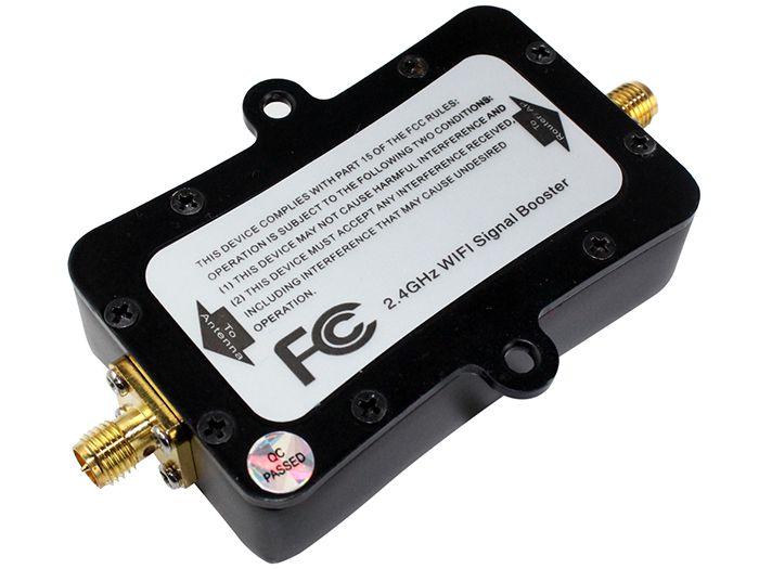 Amplificador de Sinal Wi-Fi 2.4Ghz 4W