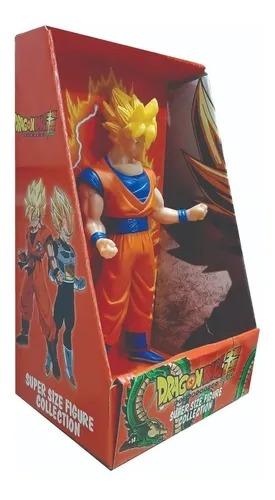 Boneco Goku Dragon Ball Z 25cm Figure Collection
