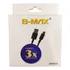 Cabo Mini USB V3 1,8m BM-8605 B-max - Para Controle PS3 HD Externo