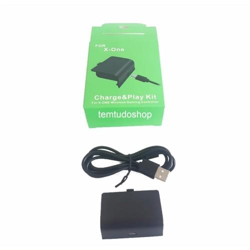 Cabo Carregador com Bateria para Xbox One