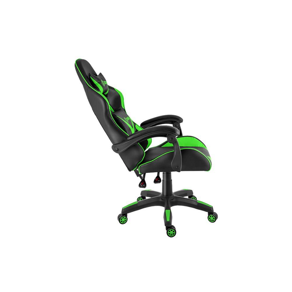 Cadeira Gamer Premium com Reclinação Ajustável Design ergonômico e confortável X-zone Cgr-01