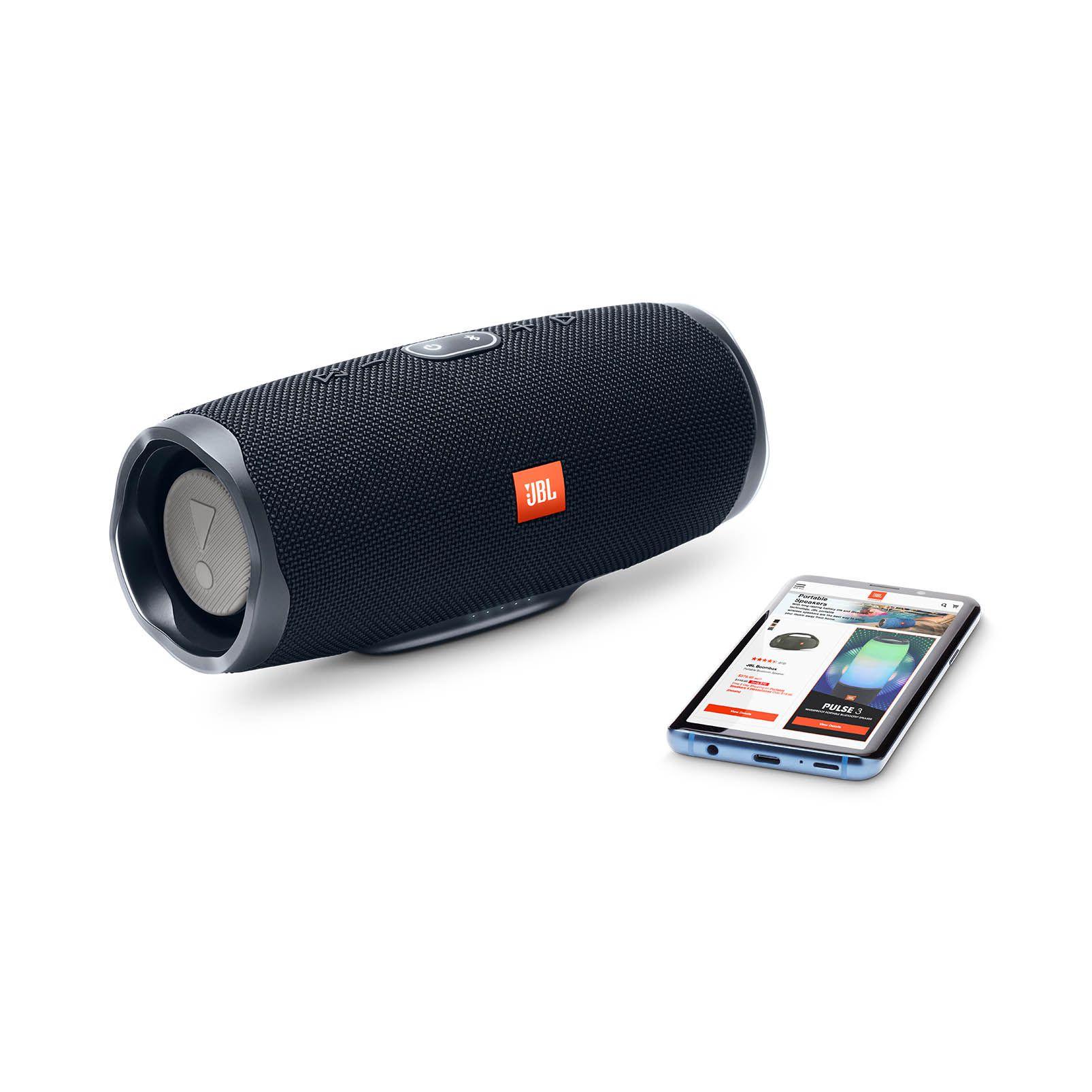 Caixa Bluetooth JBL Charge 4 - 30W - Prova d Água