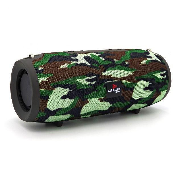 Caixa de Som Bluetooth D-G125 15W - Grasep