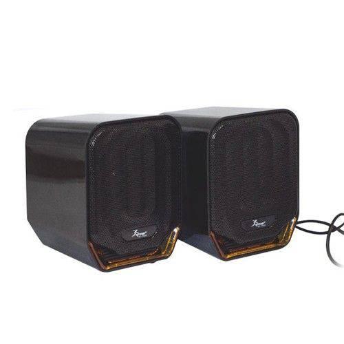 Caixa de Som 6W Knup KP-7032 para PC