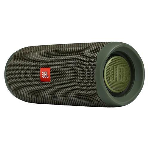 Caixa de Som Bluetooth Jbl Flip5 - Bluetooth - Verde - 20W Rms