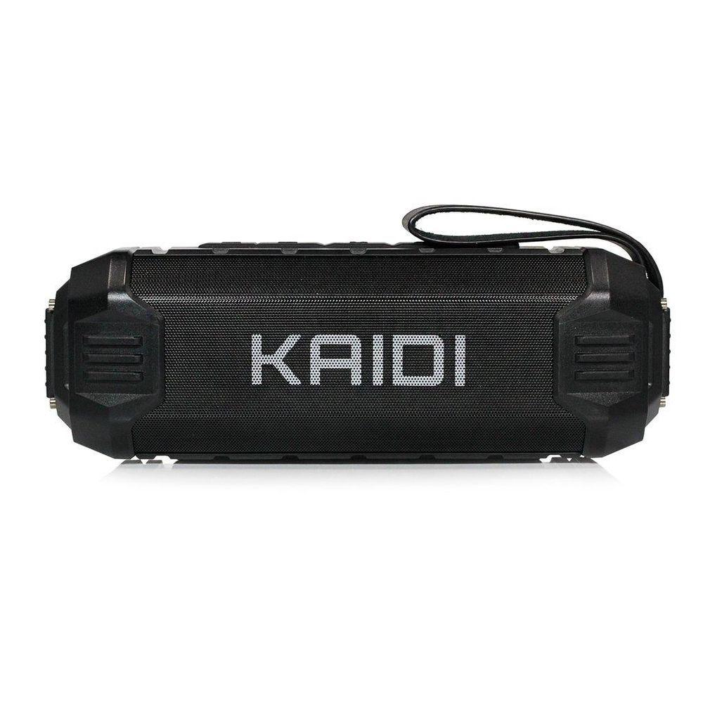 Caixa De Som Bluetooth Wireless Kaidi Kd 805 Prova D'água