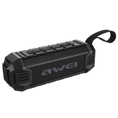 Caixa De Som Bluetooth Y280 Awei 12hrs Bateria 16w