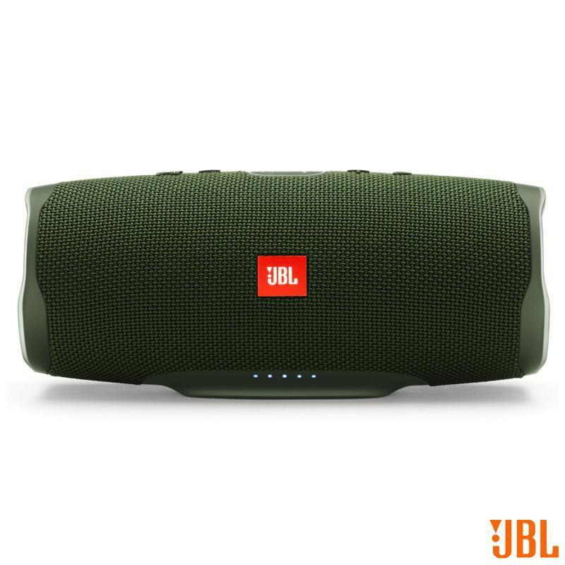 Caixa de Som Jbl Charge 4 30W Rms - Bluetooth - Verde - Á prova d água -