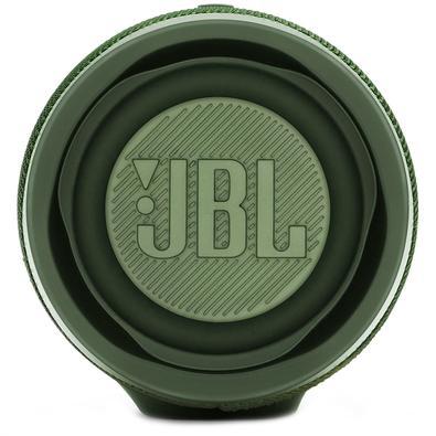 Caixa de Som Jbl Charge 4 30W Rms - Bluetooth - Verde - Á prova d' água -