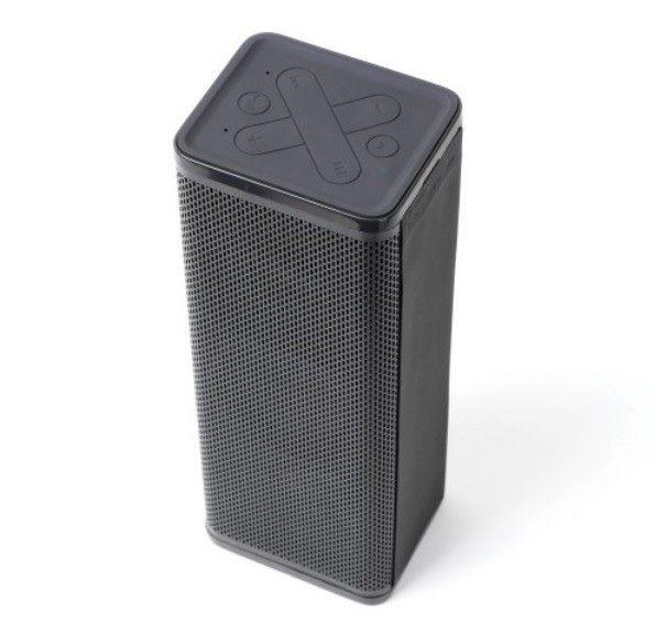 Caixa de Som MA-200S speaker sem fio Bluetooth metal 3D portátil