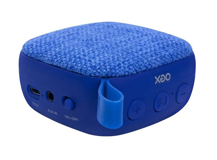 Caixa de Som Bluetooth SK-413 5W Azul - Oex