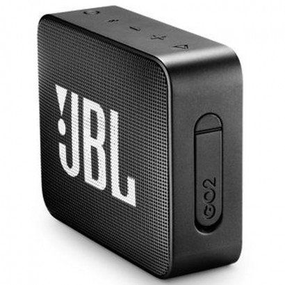 Caixa de som portátil com Bluetooth JBL GO2