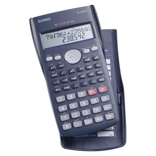Calculadora Científica 240 Funções e 47 Botões  Casio Fx-82 ms
