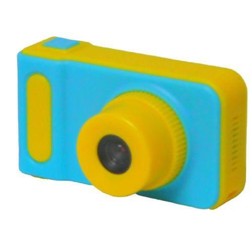Câmera Fotográfica Infantil Digital Kids Selfie 3.0M Azul